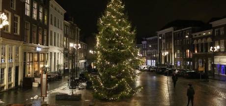Straatbeeld zonder kerstbomen dreigt voor Zutphen, Warnsveld en De Hoven