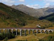 Gestrand gezin in Schotland gered door Zweinsteinexpres