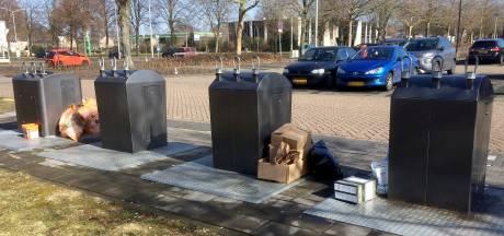 Vrees voor afval overlast in Roosendaalse Langdonk