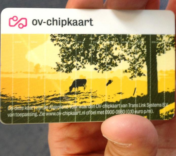 In 5 jaar is er 55 miljoen met de OV-chipkaart verdiend.