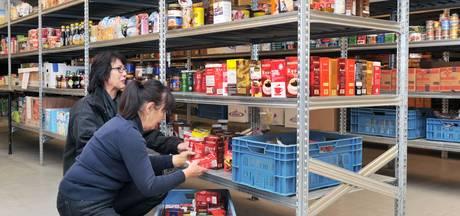 'Nu pas' minder klanten voedselbank