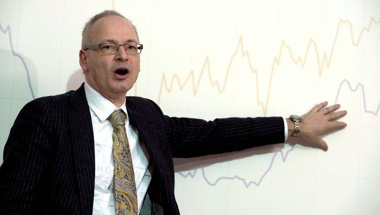 Peter Vanden Houte, hoofdeconoom bij ING.