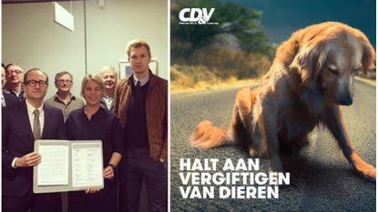 b18e82f64ab854 Celebrities Eerder dit jaar werd het geliefde huisdier van Ruben Van Gucht  en zijn familie