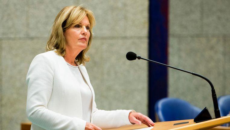 Daniël Boomsma: 'Bij het voorstel van Pia Dijkstra is juist gezocht naar balans.' Beeld Freek van den Bergh / de Volkskrant