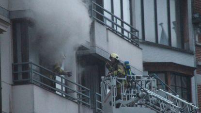 Appartement onbewoonbaar na zware keukenbrand