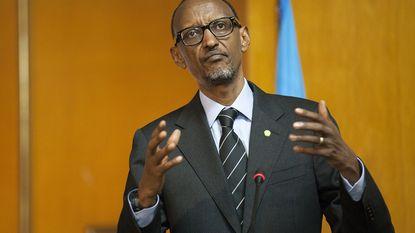 """Kagame: """"Belgische kolonisatie heeft etnische verdeeldheid gecreëerd die tot genocide leidde"""""""