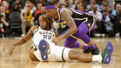 VIDEO. LA Lakers verliezen alwéér, Brooklyn viert na straffe comeback