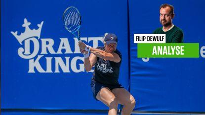 """Onze tennisexpert over Kim Clijsters: """"Haar tennis valt nog steeds zeer moeilijk te counteren voor de huidige generatie"""""""