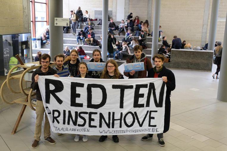 De UA wil Ten Prinsenhove niet renoveren wegens te duur, maar dat stuit op protest.