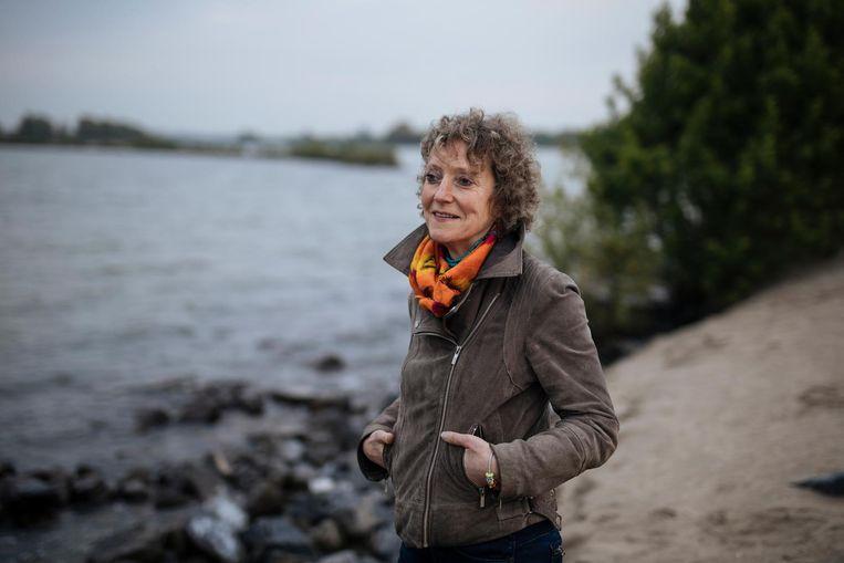 Lucie Heinis. Beeld Marc Driessen