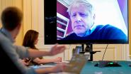 Ademhaling Boris Johnson (55) ging plots snel achteruit: om 17 uur nog videomeeting aan het leiden, om 19 uur op intensieve