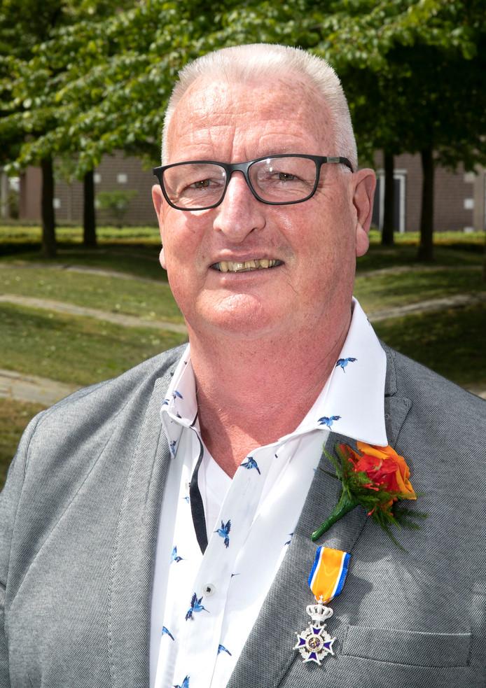 Rob van den Born in Veldhoven.