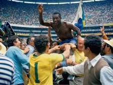 Ontwerper geel Braziliaans shirt overleden