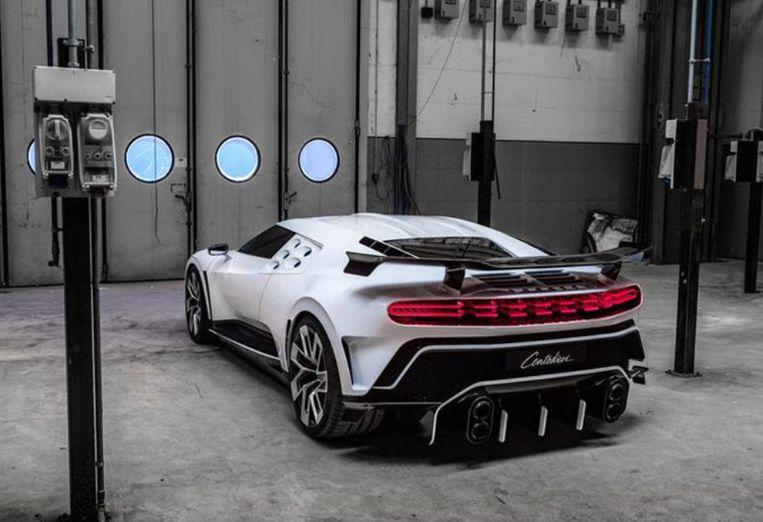 De Bugatti Centodieci.
