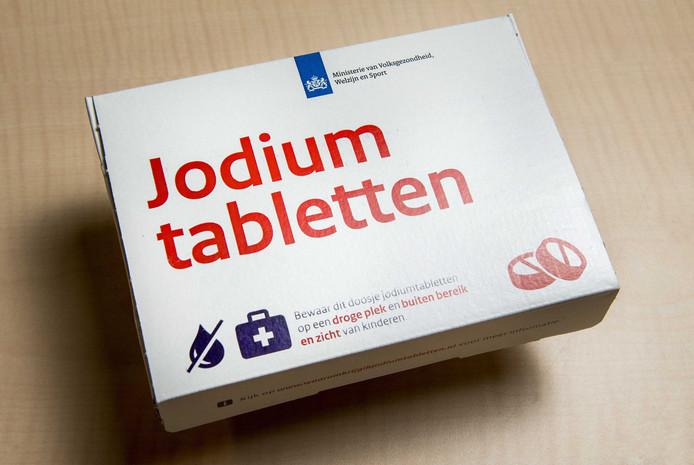 Afbeeldingsresultaat voor jodiumpillen