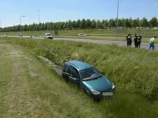 Oosterhoutse wegpiraat (22) aangehouden na veroorzaken ongeval op A58