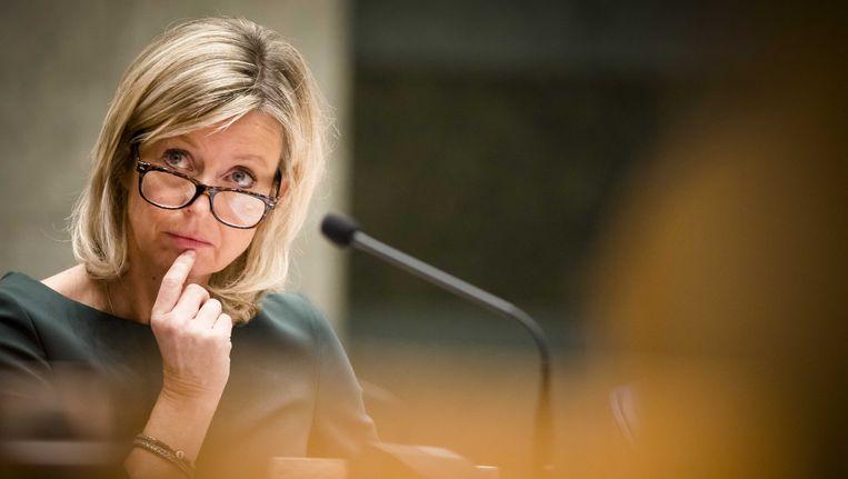 D66-minister Kajsa Ollongren van Binnenlandse Zaken. Beeld anp