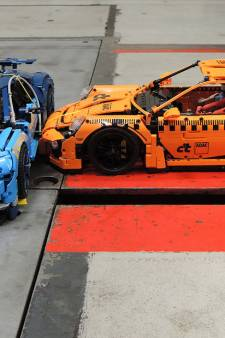 Waarom de Duitse ANWB botsingen nabootst met Lego-auto's
