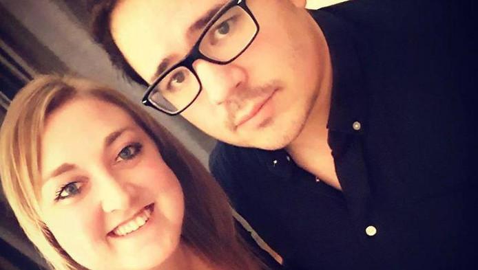 Les futurs mariés, Ben et Emma