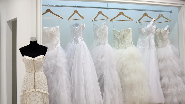 Ongebruikt Zijn dit de lelijkste trouwjurken ter wereld? | Style | Nina | HLN DD-32