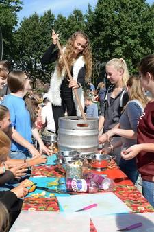 Eten verbindt Brabant: Geen woorden maar pannen