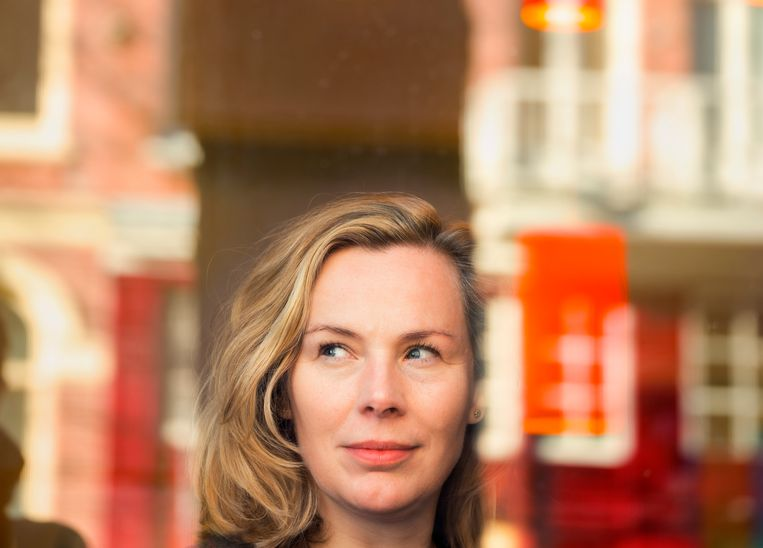 Esther Gerritsen: 'Ik kan niet tegen zeurende mensen. Count your blessings.' Beeld Mark Kohn