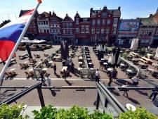 Terrassen weer open: 'Bang dat er meer mensen willen komen dan toegestaan'