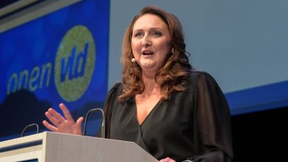 Gwendolyn Rutten geen kandidaat om zichzelf op te volgen als Open Vld-voorzitter