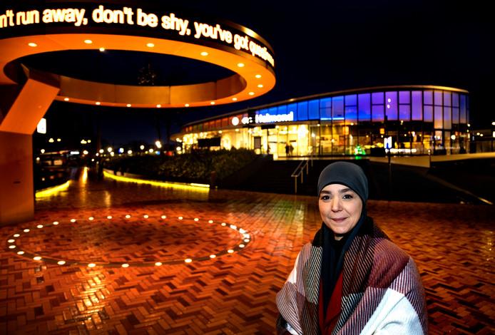 Helmondse Esmah Lahlah wethouder in Tilburg