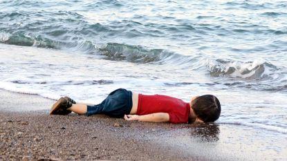 Onze opinie. Peuter Aylan. Vader en dochter in de Rio Grande. De Irakees in Zeebrugge. Aangespoelde vluchtelingen? De essentie: daar is een mens gestorven