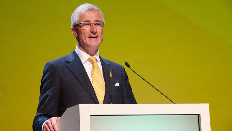 Vlaams minister van Binnenlands Bestuur Geert Bourgeois (N-VA).