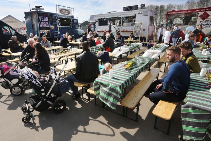In de omgeving van de oude suikerfabriek vindt het tweedaagse foodfestijn 'n Bietje Koekoek voor het eerst plaats.