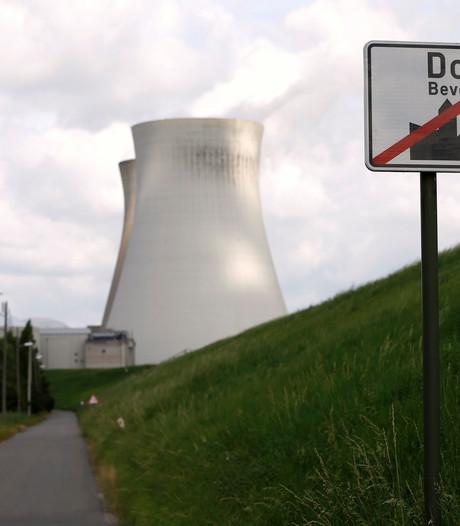 Kernreactor in België stilgelegd