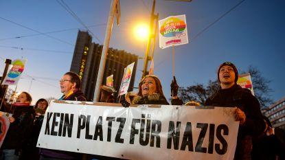 Duitse politie zoekt honderden rechts-extremisten