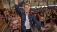 Vlaamse Atletiekliga strandt op een zucht van Belgisch record kinderpolonaise