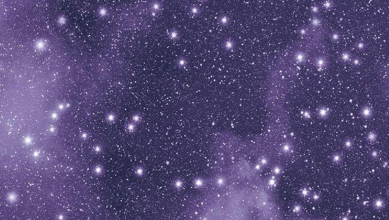 'Als je naar de sterren kijkt, zie je wat God gemaakt heeft.' Beeld thinkstock