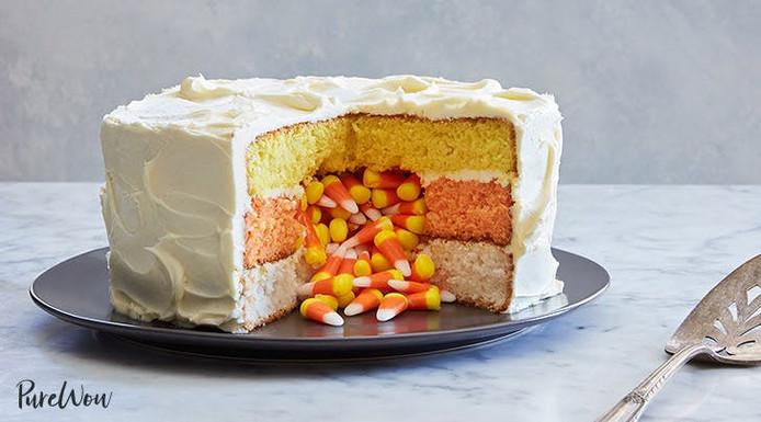 Halloween Filmpjes Nederlands.Met Deze Halloween Taart Maak Je Echt Indruk Koken Eten