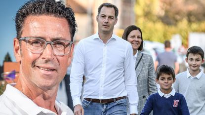 Devleeschouwer haalt meer stemmen dan Alexander De Croo