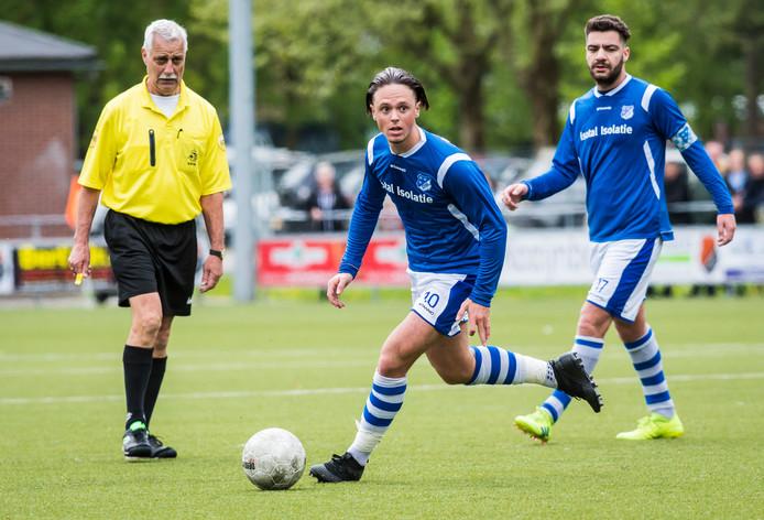 Yannik de Vries gaat van Eilermark naar Excelsior'31.