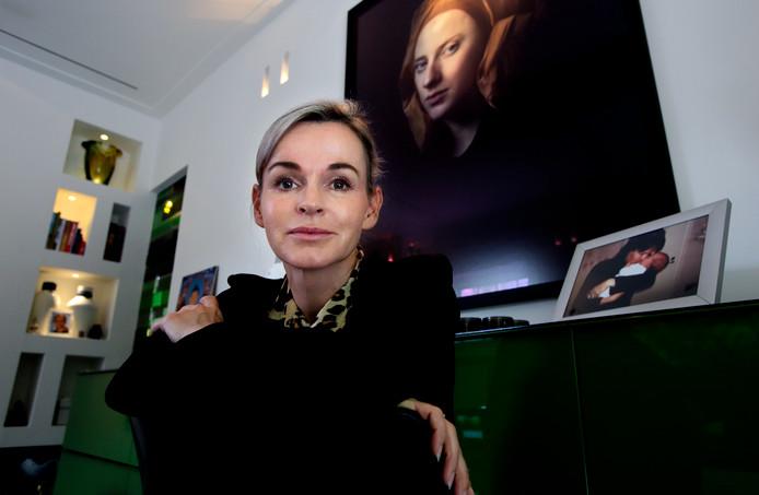 Barbara Muller is bedenker en oprichter van het Babyhuis.
