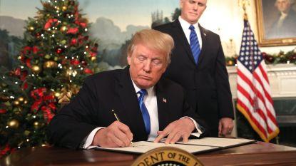 """Hele wereld waarschuwde Trump voor erkenning Jeruzalem: """"Nu moeten we het ergste vrezen"""""""