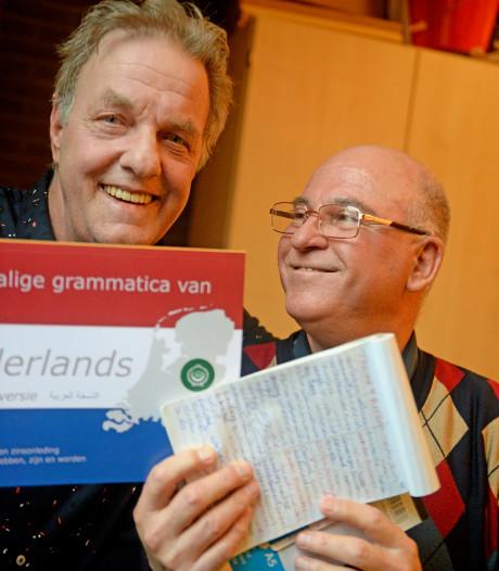 Wat 'taalpapa' Henk uit Enschede en vluchteling Tony van elkaar leren