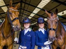 Sint-Michielsgestel brengt twee dressuurtalenten voort: 'Jammer dat Nicky niet meegaat naar het EK'