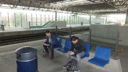 Minder treinen en bussen door staking