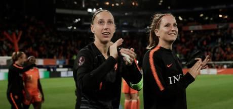 Voetbalster Ellen Jansen: 'Valencia, een mooi alternatief voor Tokio'