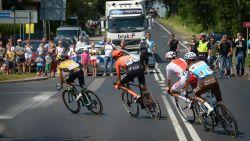 Girowinnaar Richard Carapaz (Team INEOS) wint derde rit Ronde van Polen na massaspurt