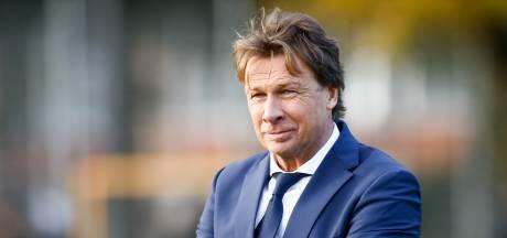 Hans Kraay stapt op bij FC Lienden: 'Op gênante manier geschoffeerd'