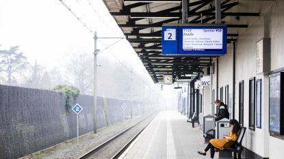 Nederlandse treinen rijden maandag pas na 7 uur