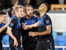 Scorende Hoesen doet Zlatan en LA Galaxy pijn