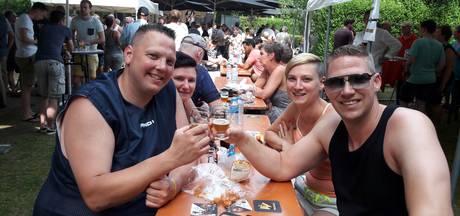 Halve glazen drinken om veel te proeven bij bierfestival Helmond